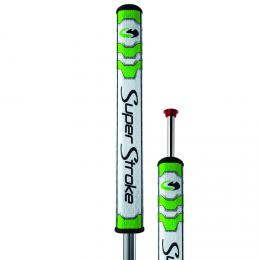 Super Stroke FLATSO 3.0 PUTTER GRIP s COUNTERCORE - LIME