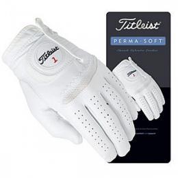 Pánská rukavice Titleist Perma Soft pro leváky, Velikost M,M/L,L