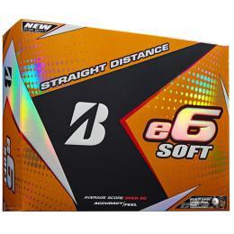 Bridgestone E6 SOFT golfové míèky