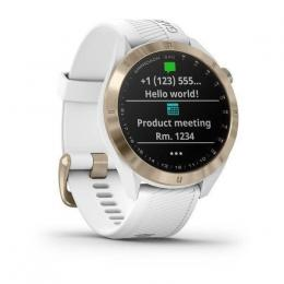 Garmin Approach S40 Premium White