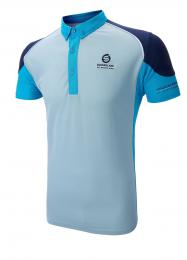 SUNDERLAND GOLF SHIRT SEASPRAY/NAVY, Velikost M