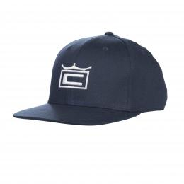 PUMA YOUTH CROWN SNAPBACK CAP Navy