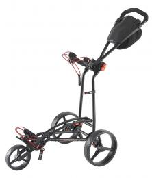 Big Max Trolley Autofold FF Trolley BLACK