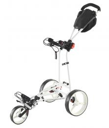 Big Max Trolley Autofold FF Trolley WHITE