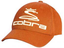 Cobra Pro Tour Junior Cap Orange - zvìtšit obrázek
