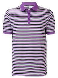 Callaway Chev Striped Bright Violet, Velikost S