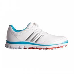 Adidas Adistar Lite BOA LADIES white/blue velikost - 5, 6, 6.5, 7.5 UK