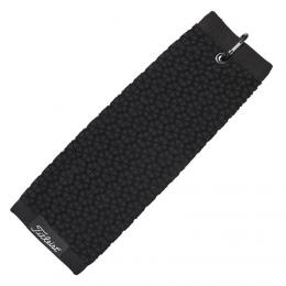 Titleist Tri-Fold towel BLACK