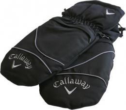 Callaway Thermal Mitts pánské zimní rukavice BLACK