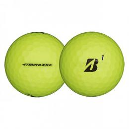 2ks Bridgestone TOUR B XS Optic YELLOW