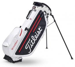 Titleist Players 4 Plus StaDry White/Black/Red