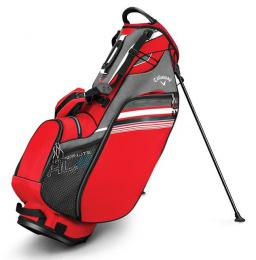 Callaway Hyper Lite 3 Stand Bag RED/TTN/WHITE