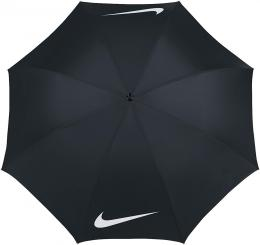Deštník Nike Windproof Golf 62 Inch BLACK