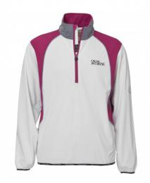 Oscar Jacobson Milford II Tour WindShirt WHITE/GREY/VIOLET, Velikost L