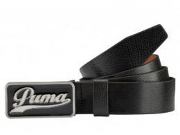 Pánský pásek Puma Script CTL BLACK