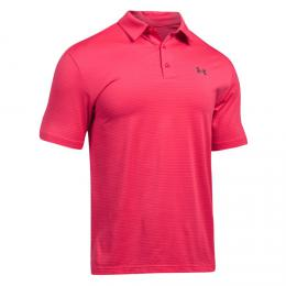 Under Armour Playoff Golf Polo REDPINK/STEEL, Velikost S, XL, XXL