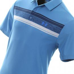 Under Armour Playoff Golf Polo Urban Blue, Velikost S