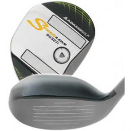 ADAMS GOLF SPEEDLINE 9032TI FAIRWAY WOOD, pravá