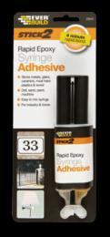 Lepidlo na shafty Rapid Epoxy Syringe - zvìtšit obrázek