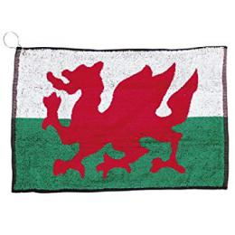 WALES Nation Flag Bag Towel
