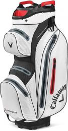 Callaway Hyper Dry 15 Cart Bag 2020 White/Black/Red - zvìtšit obrázek