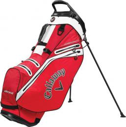 Callaway Hyper Dry 14 Stand Bag 2020  Red/White/Black
