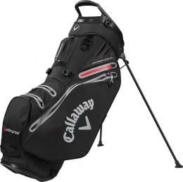 Callaway Hyper Dry 14 Stand Bag Black/Charcoal/Red