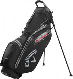 Callaway Hyper Dry C Stand Bag 2020 Black/Charcoal/Red