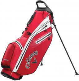 Callaway Hyper Dry C Stand Bag Red/White/Black  - zvìtšit obrázek