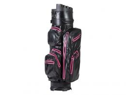 JuCad Manager Dry Cart Bag BLACK/PINK
