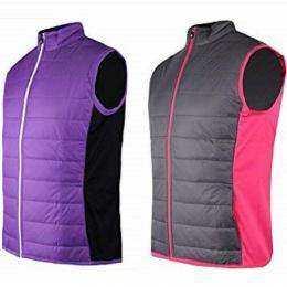 Ladies FootJoy Golf Puffer Hybrid Vest, 2 barvy, Velikost XS - zvìtšit obrázek