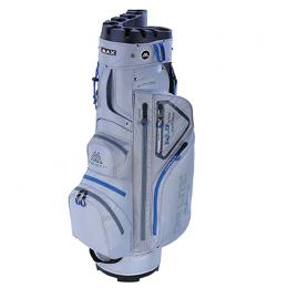 Big Max Cart Bag Dri Lite Silencio SILVER/NAVY