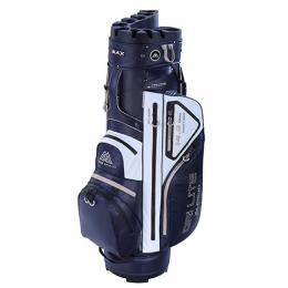 Big Max Cart Bag Dri Lite Silencio NAVY/WHITE/CREAM