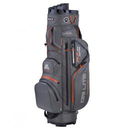 Big Max Cart Bag Dri Lite Silencio OLIVE/RUST