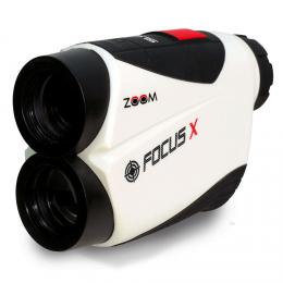 ZOOM FOCUS X SLOPE GOLF LASER RANGEFINDER  WHITE
