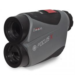 ZOOM FOCUS X SLOPE GOLF LASER RANGEFINDER CHARCOAL