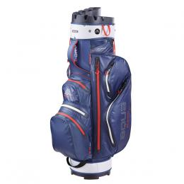 Big Max AQUA SILENCIO 3 NAVY/SILVER/RED