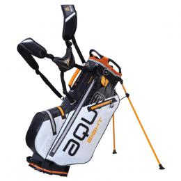 Big Max AQUA EIGHT Stand Bag WHITE/ORANGE - zvìtšit obrázek