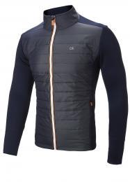 Calvin Klein Golf Hybrid Insul-Lite Jacket  NAVY/ORANGE, Velikost  L, XL