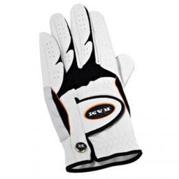 RAM ALL Weather Golf Glove White/Black pro leváky, Velikost S
