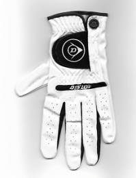 Dunlop All Weather rukavice mix WHITE, Velikost XL