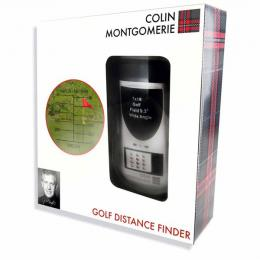 COLIN MONTGOMERIE DIGITAL GOLF DISTANCE FINDER