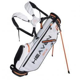 Big Max HEAVEN SIX Stand Bag WHITE/BLACK/ORANGE - zvìtšit obrázek