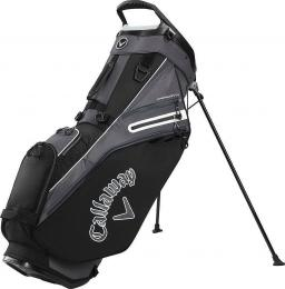 Callaway Fairway 14 Stand Bag Black/Charcoal/Silver 2020