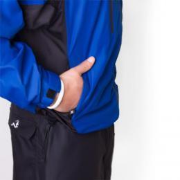 Woodworm Golf Waterproff Trousers BLACK, Velikost 3XL: