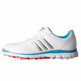 Adidas Adistar Lite BOA LADIES white/blue, velikost  5 UK