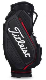 Titleist JET BLACK Midsize Staff Bag 2020