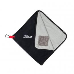 Titleist StaDry Performance Towel  Black