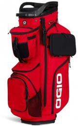 Ogio Alpha Convoy 514 Cart Bag DEEP RED
