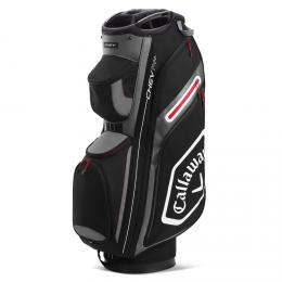 Callaway Chev 14+ Cart Bag BLACK/Charcoal 2020